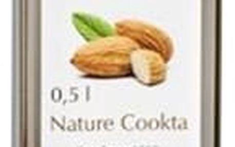 NATURECOOKTA Mandlový olej 500 ml