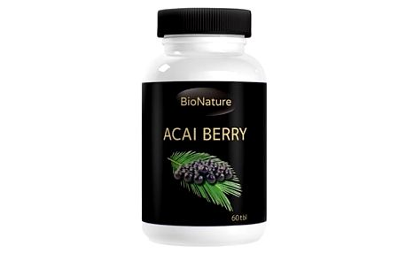 BIONATURE Acai Berry 60 tbl
