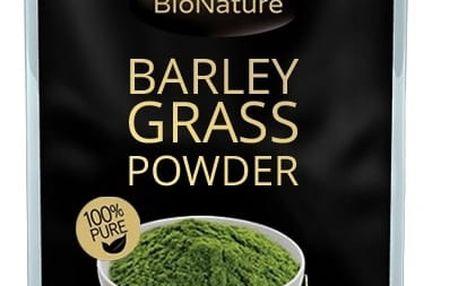 BIONATURE Mladý zelený ječmen prášek 500 g