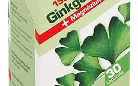 Ocso Ginkgo biloba + magnesium 30 tbl