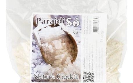 NATURECOOKTA přírodní sůl z Praid 1 kg