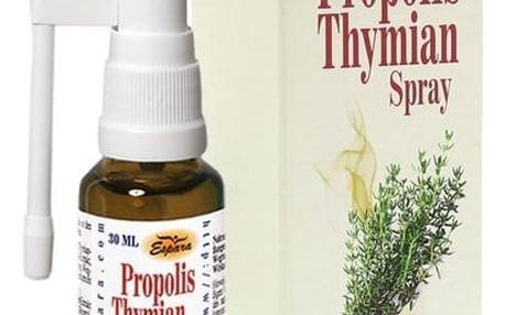 ESPARA propolisovo-tymiánový sprej 30 ml