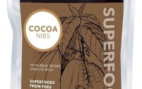 HEALTHLINK BIO Kakaové boby drcené 250 g