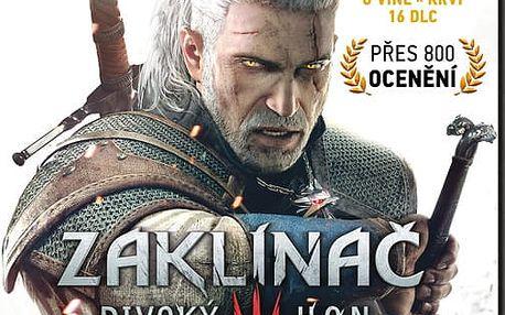 Zaklínač 3: Divoký hon - Edice Hra Roku (PC) - PC