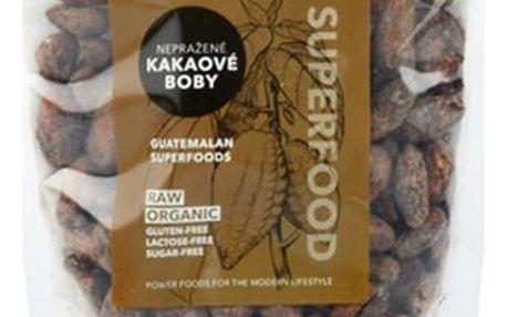 HEALTHLINK BIO Nepražené kakaové boby 100 g