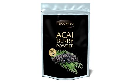 Bionature Acai Berry prášek 50 g