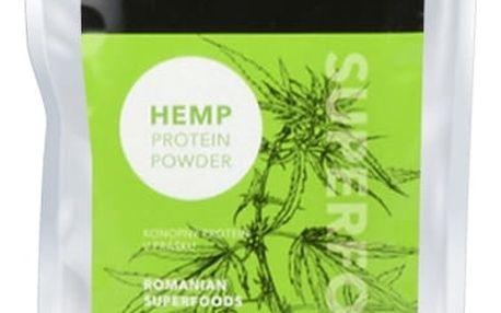 HEALTHLINK BIO Konopný prášek s vysokým obsahem proteinu 250 g