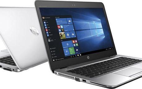 HP EliteBook 840 G4, stříbrná - Z2V62EA