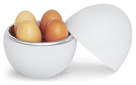 Varič vajec do mikrovlnné trouby