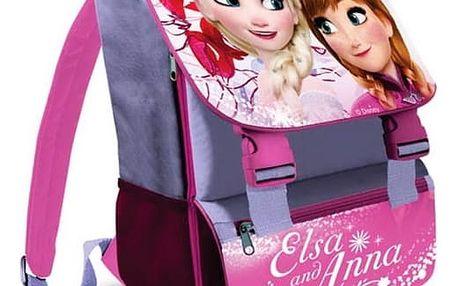 Školní taška s motivem Elsa a Anna