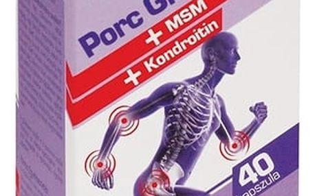 Ocso Chrupavka Glukosamin + Kondroitin + MSM 40 tbl