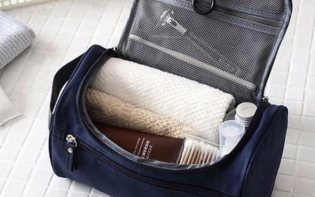 Kosmetická taška na cestování pro muže i ženy