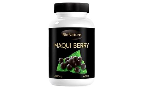 BIONATURE Maqui Berry 60 tbl