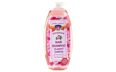 Vlasový šampon - Rosarium 500 ml