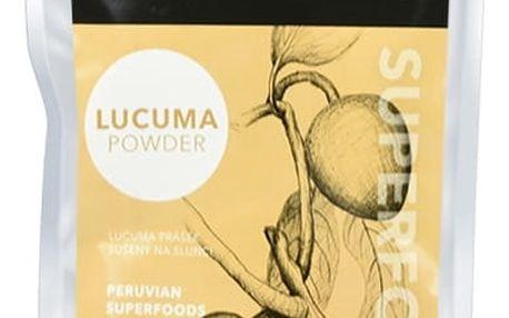 HEALTHLINK 100% BIO Prášek z ovoce Lucuma 150 g