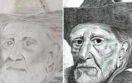 Víkendový kurz kreslení pravou mozkovou hemisférou ve městech po celé ČR