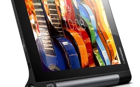 "Lenovo Dotykový tablet Yoga Tab 3 8 16 GB Wi-FI AANYPEN 8"", 16 GB, WF, BT, GPS, Android 5.1 - černý"