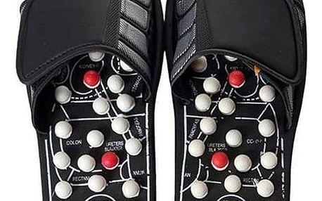 Masážní pantofle na reflexní masáž