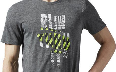 Pánské běžecké tričko Reebok Running Essentials SS Tee M