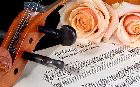 Vstupenka na galakoncert se sólisty a baletem v podání Bohemian Symphony Orchestra Prague.