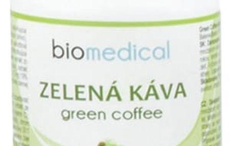 BIOMEDICAL Zelená káva 60 tbl