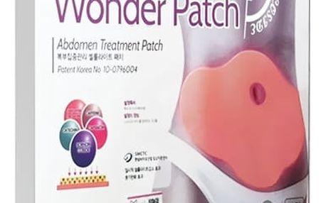 WONDER PATCH Hubnoucí náplasti na břicho 5 ks