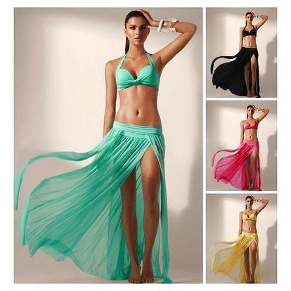 Dlouhá plážová sukně Destiny