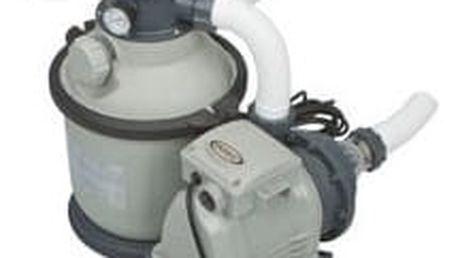 Písková filtrace Intex Krystal Clear 4m3/h