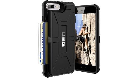 UAG trooper case Black, black - iPhone 7+/6s+ - UAG-IPH7/6SPLS-T-BK