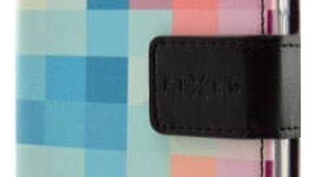 Pouzdro na mobil flipové FIXED pro Lenovo Vibe C2 power - dice (FIXOP-146-DI)