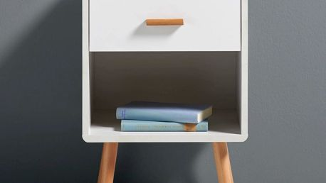 Noční stolek grace, 40/60/39 cm