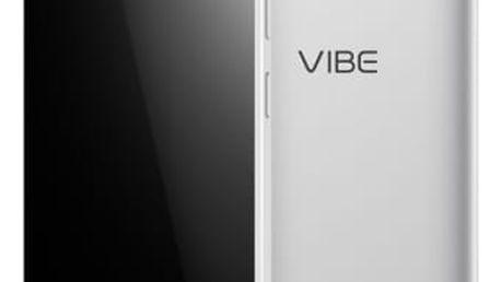 Mobilní telefon Lenovo K5 Note Dual SIM (PA340011CZ) stříbrný