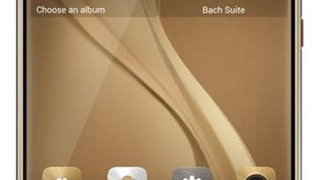 Mobilní telefon Huawei P9 32 GB Dual SIM - zlatý (SP-P9DSGOM) + DOPRAVA ZDARMA