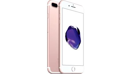 Apple iPhone 7 Plus, 32GB, růžová/zlatá - MNQQ2CN/A