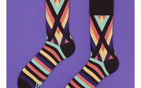 Ponožky Many Mornings X-Stripes Light, vel. 39/42
