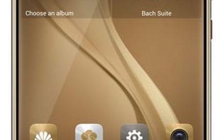 Mobilní telefon Huawei P9 32 GB Dual SIM - zlatý (SP-P9DSGOM) Software F-Secure SAFE 6 měsíců pro 3 zařízení v hodnotě 999 Kč + DOPRAVA ZDARMA