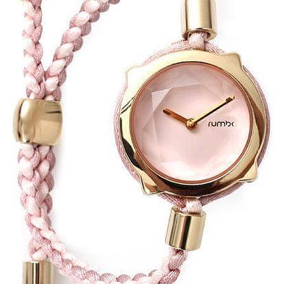 Dámské hodinky Gramercy Gem Rose Smoke - doprava zdarma!