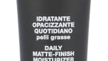 Collistar Linea Uomo Daily Matte Finish Moisturizer 75 ml denní pleťový krém pro muže