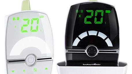 BABYMOOV Premium Care Digital Green 2015 – dětská chůvička