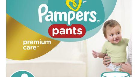 PAMPERS Premium Care Pants 4 MAXI 22ks (9-14 kg) - plenkové kalhotky
