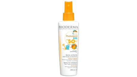 BIODERMA Photoderm Kid opalovací spray SPF 50+ 200 ml