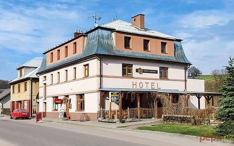 3–7denní pobyt s polopenzí pro 2 v hotelu Eduard v Orlických horách