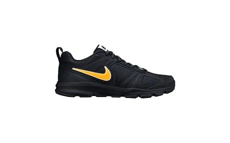Pánská fitness obuv Nike T-LITE XI NBK 43 BLACK/LASER ORANGE-WHITE