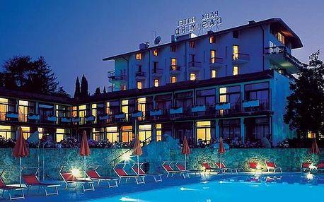 Itálie - Lago di Garda na 8 dní, all inclusive nebo polopenze s dopravou vlastní
