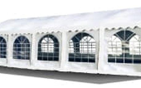 Party stan Hawaj Premium 6x12m (bílý)