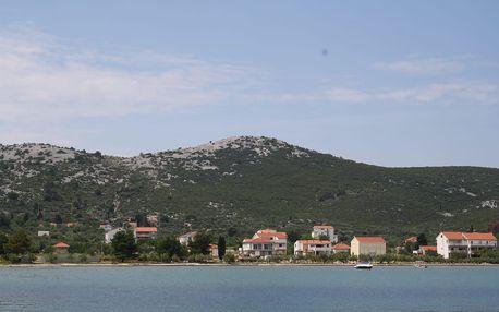 Chorvatsko, ostrov Pašman: 7 dní pro 2-4 osoby v apartmánu