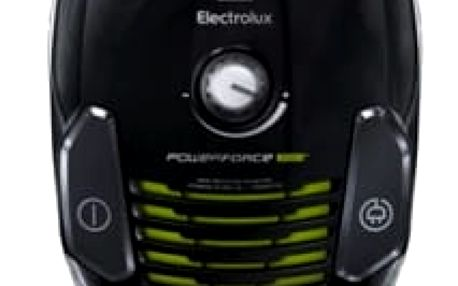 Vysavač podlahový Electrolux PowerForce ZPFGREEN černý/zelený