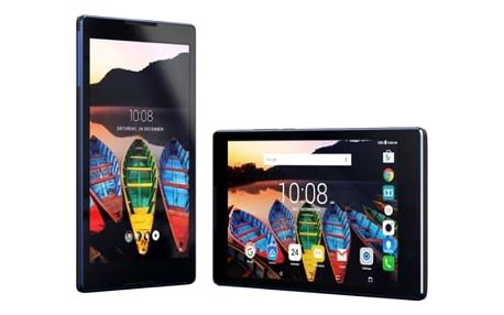 Dotykový tablet Lenovo TAB3 8 (ZA170135CZ) černý