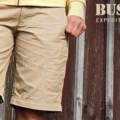 Pohodlné dámské kraťasy Bushman ze 100% bavlny