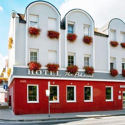 3–6denní pobyt s polopenzí pro 2 v hotelu Na Pekárně v Sušici na Šumavě